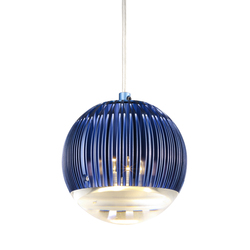 Fin Light Round Blue | General lighting | Tom Dixon