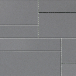 Foster Plomo Natural SK Mosaic A | Mosaicos | INALCO