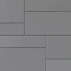 Foster Plomo Natural SK Mosaic A | Mosaïques | INALCO