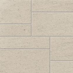 Magma Crema Satin Polished SK Mosaic A | Mosaics | INALCO