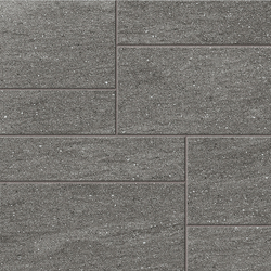 Magma Gris Satin Polished SK Mosaic A | Mosaici | INALCO