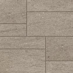 Magma Moka Satin Polished SK Mosaic A | Mosaike | INALCO