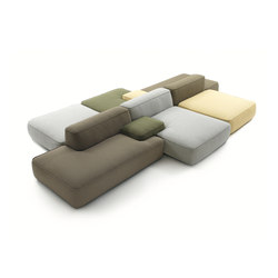 Cloud | Modular seating systems | LEMA