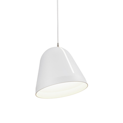 Tilt pendant light white | Suspended lights | Nyta