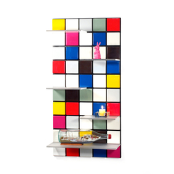 Confetti | Wall shelves | LADP