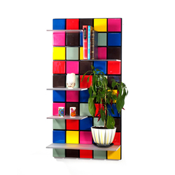 Confetti | Wall shelves | LADP