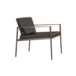 Vint low armchair | Poltrone | Bivaq