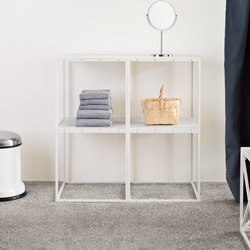 GRID bathroom | Shelving | GRID System