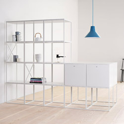 GRID ROOM DIVIDER Shelving from GRID System APS Architonic