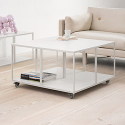 GRID table | Tavolini da salotto | GRID System ApS