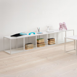 GRID table | Side tables | GRID System ApS