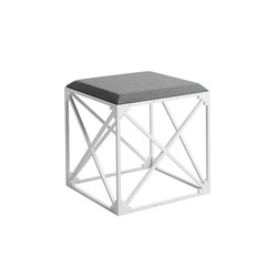 GRID stool | Polsterhocker | GRID System