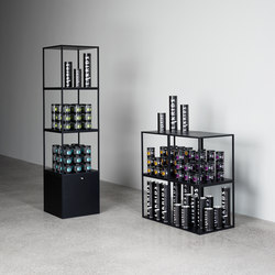 GRID display | Space dividers | GRID System ApS