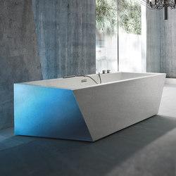 Warp Badewanne | Freistehend | Rexa Design
