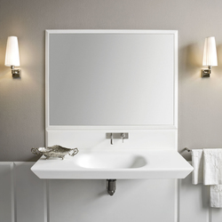 Warp Top with integrated washbasin | Wash basins | Rexa Design