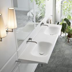 Warp Plan avec vasques integré | Lavabos | Rexa Design