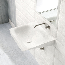 Warp Top with integrated washbasins | Wash basins | Rexa Design