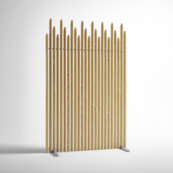 Fonte Dividing panel | Folding screens | Rexa Design