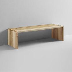 Fonte Bench | Stools / Benches | Rexa Design