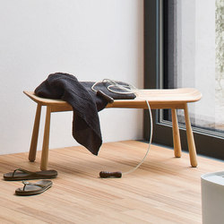 Fonte Bench | Stools / Benches | Rexa Design