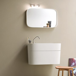 FONTE Washbasin with Drawer | Vanity units | Rexa Design
