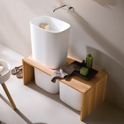 Fonte Overcounter washbasin | Wash basins | Rexa Design