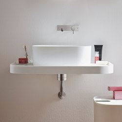Fonte Top with washbasin | Vanity units | Rexa Design