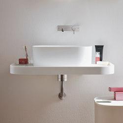 Fonte Plans avec vasque | Meubles lavabos | Rexa Design