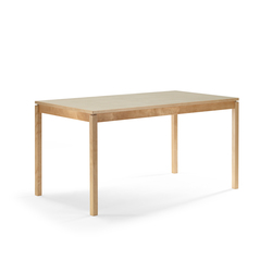 Modus dining table | Cafeteriatische | Helland