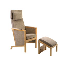 Modus recliner chair | Sessel | Helland