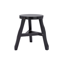 Offcut Stool Black | Klassenzimmerhocker | Tom Dixon