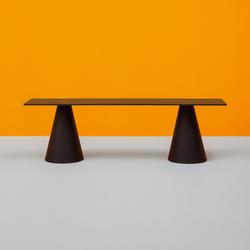 Ikon bench | Garden benches | PEDRALI