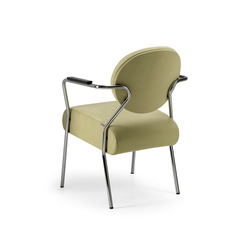 Tellus chair stackable | Fauteuils de repos | Helland