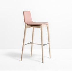 Malmö 246 | Bar stools | PEDRALI