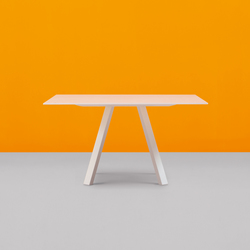 Arki-Table 139x139 | Meeting room tables | PEDRALI