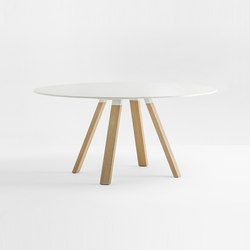 Arki-Table WOOD | Meeting room tables | PEDRALI