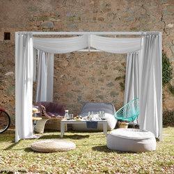 Midi Outdoor Canopy | Gazebo da giardino | Sistema Midi