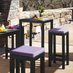 Midi Outdoor Table | Bartische | Sistema Midi
