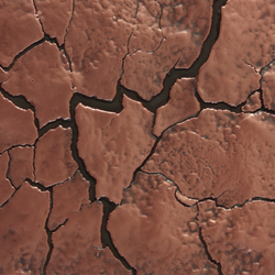 Texture | drying cracks | Lastre | VEROB
