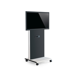 monitor caddy | AV wall unites | Sedus Stoll