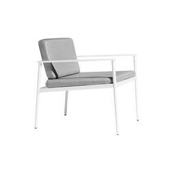 Vint low armchair | Gartensessel | Bivaq