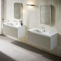 ERGO_NOMIC Washbasin with Drawer | Vanity units | Rexa Design
