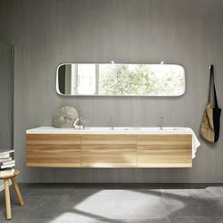 Ergo_nomic Mueble suspendido | Lavabos mueble | Rexa Design