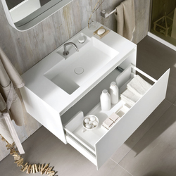 ERGO_NOMIC Washbasin with Drawer | Wash basins | Rexa Design