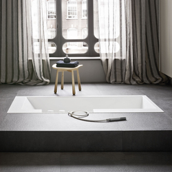 Ergo_nomic Recessed bathtub | Built-in baths | Rexa Design