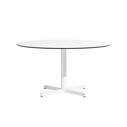 Sit central leg table 140 | Tables à manger de jardin | Bivaq