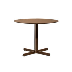 Sit central leg table 120 | Tables à manger de jardin | Bivaq