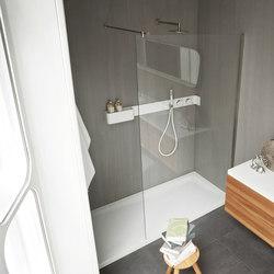 Mamparas para duchas duchas de alta calidad en architonic for Modelos de mamparas para duchas