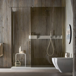Ergo_nomic Shower tray and enclosure | Shower screens | Rexa Design