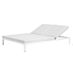 Nak double deckchair | Sdraio da giardino | Bivaq
